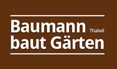 Baumann baut Gärten AG - Logo